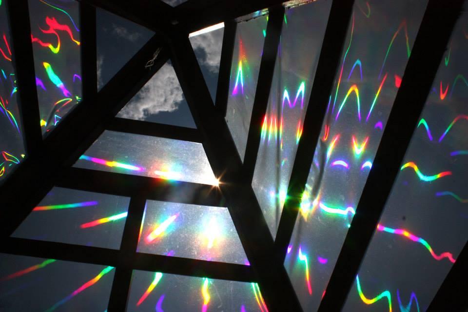 Prism art (image credit Darrell Coble)